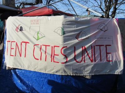 InTent Cities Unite